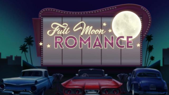 Thunderkick Releases New Slot - Full Moon Romance