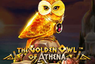 The Golden Owl of Athena BetSoft Slot