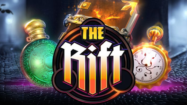 The Rift Thunderkick Slot