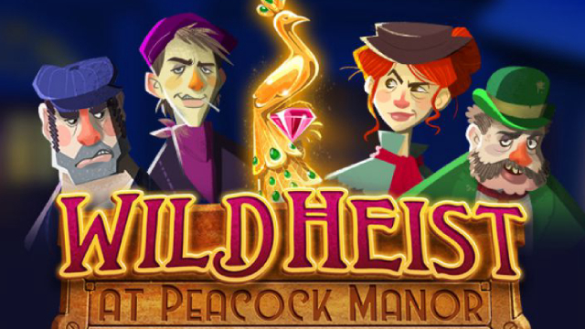 Wild Heist Slot Review