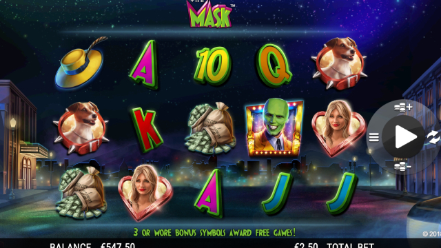 The Mask NextGen Slot