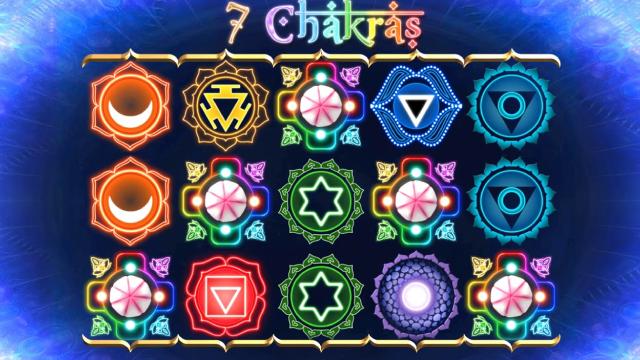 7 Chakras Genii Slot