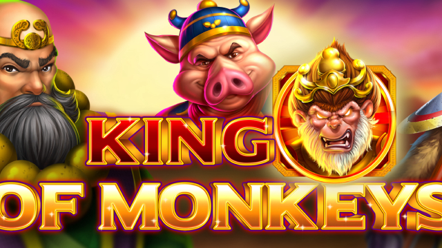 King of Monkeys 2 GameArt Slot