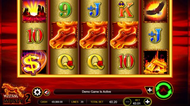Mustang Money Gameiom Slot